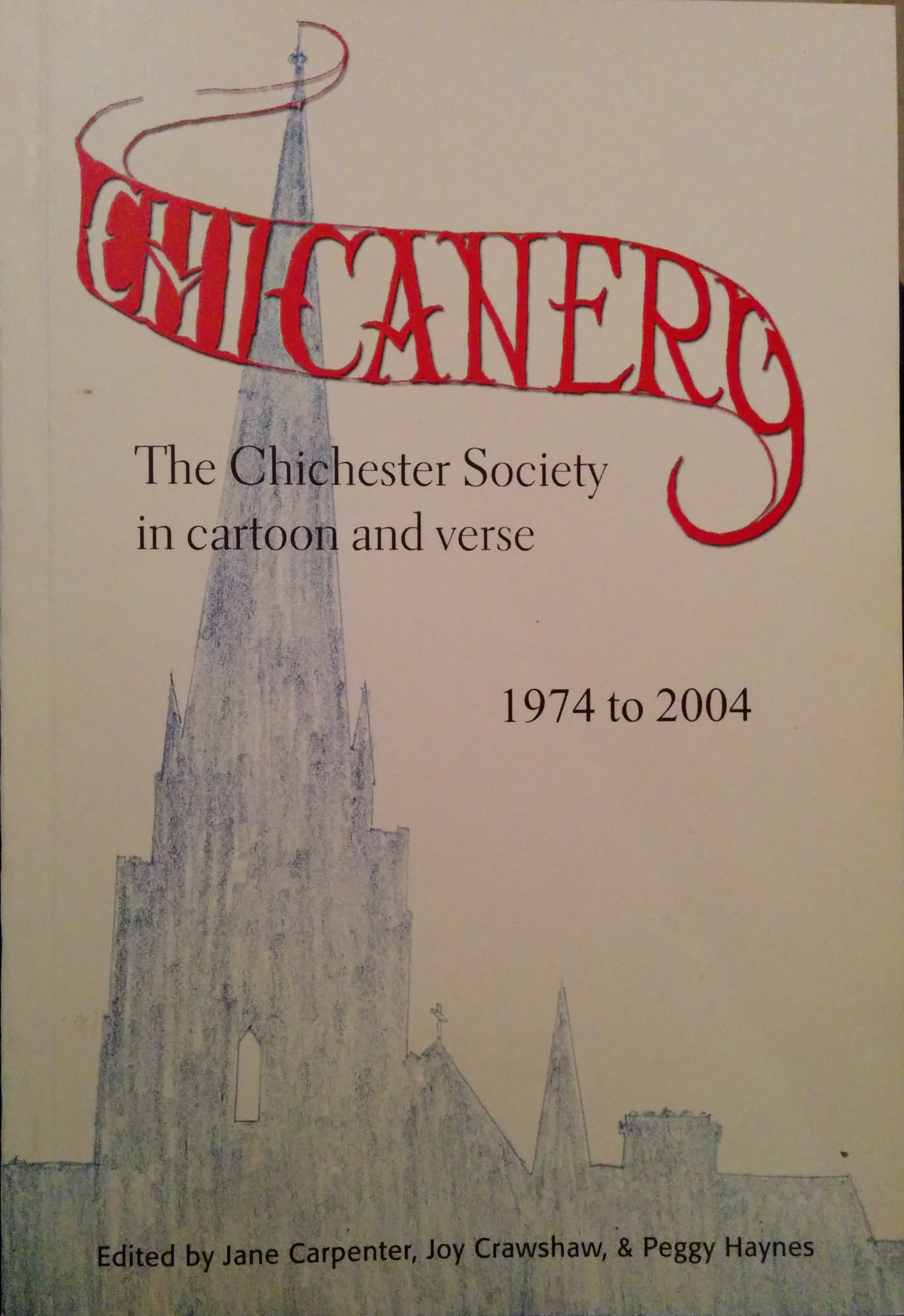 Chicanery front cover